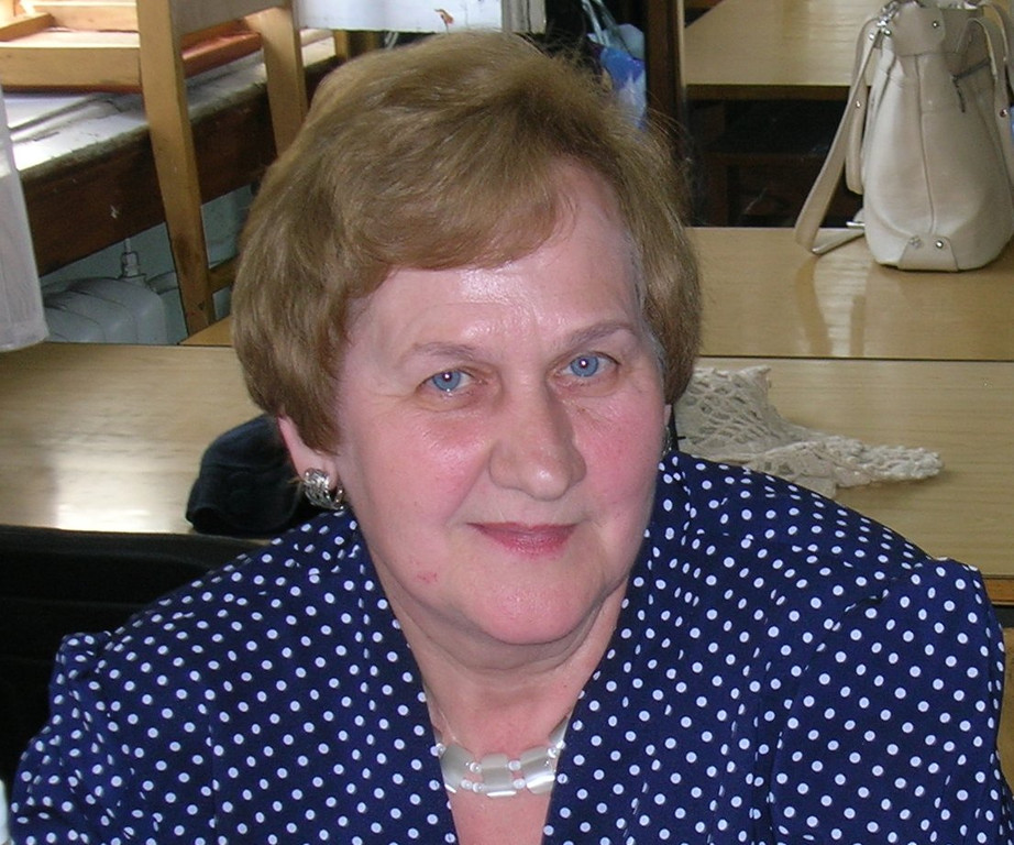 Олейник Таисия Владимировна.