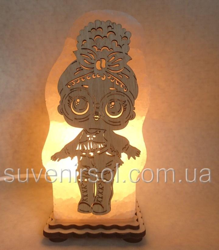 Соляной светильник ЛОЛ 5