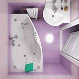 Акриловая ванна Triton Бриз 1500х950х670 мм, фото 3