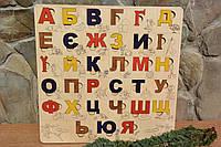 3D пазл Українська абетка Украинский алфавит