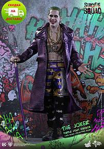 Коллекционная фигурка игрушка Джокера Отряд самоубийц Suicide Squad The Joker Purple Coat