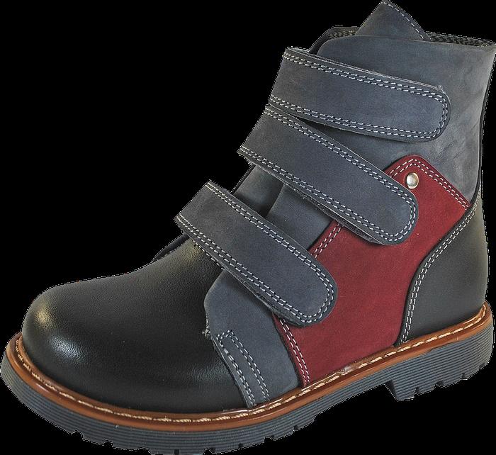Детские ортопедические ботинки 4Rest-Orto М-543  р. 21-30