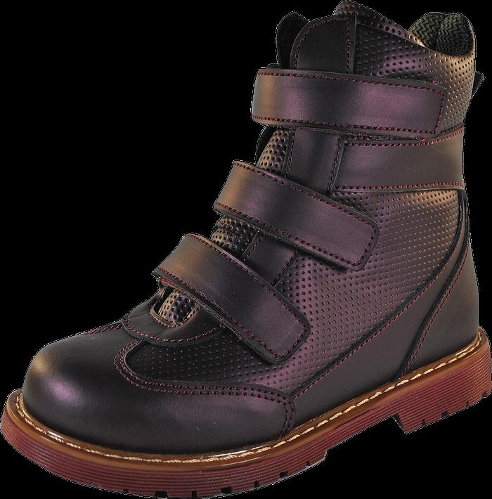 Детские ортопедические ботинки 4Rest-Orto М-547  р. 21-30