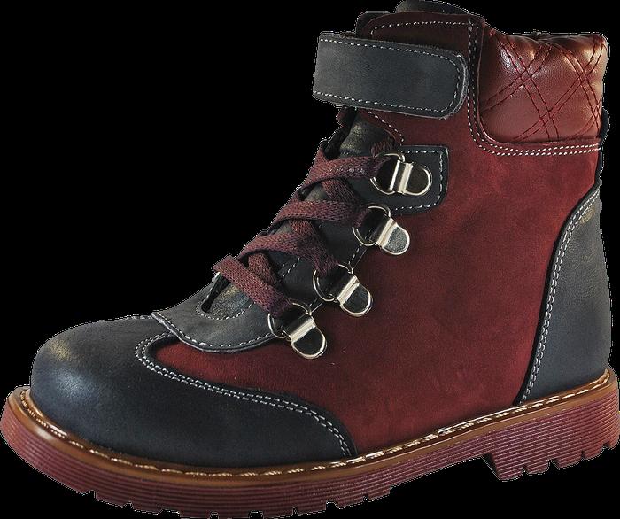 Детские ортопедические ботинки 4Rest-Orto М-504  р. 22-30