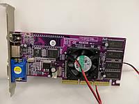 Видеокарта Geforce MX 400 64mb AGP