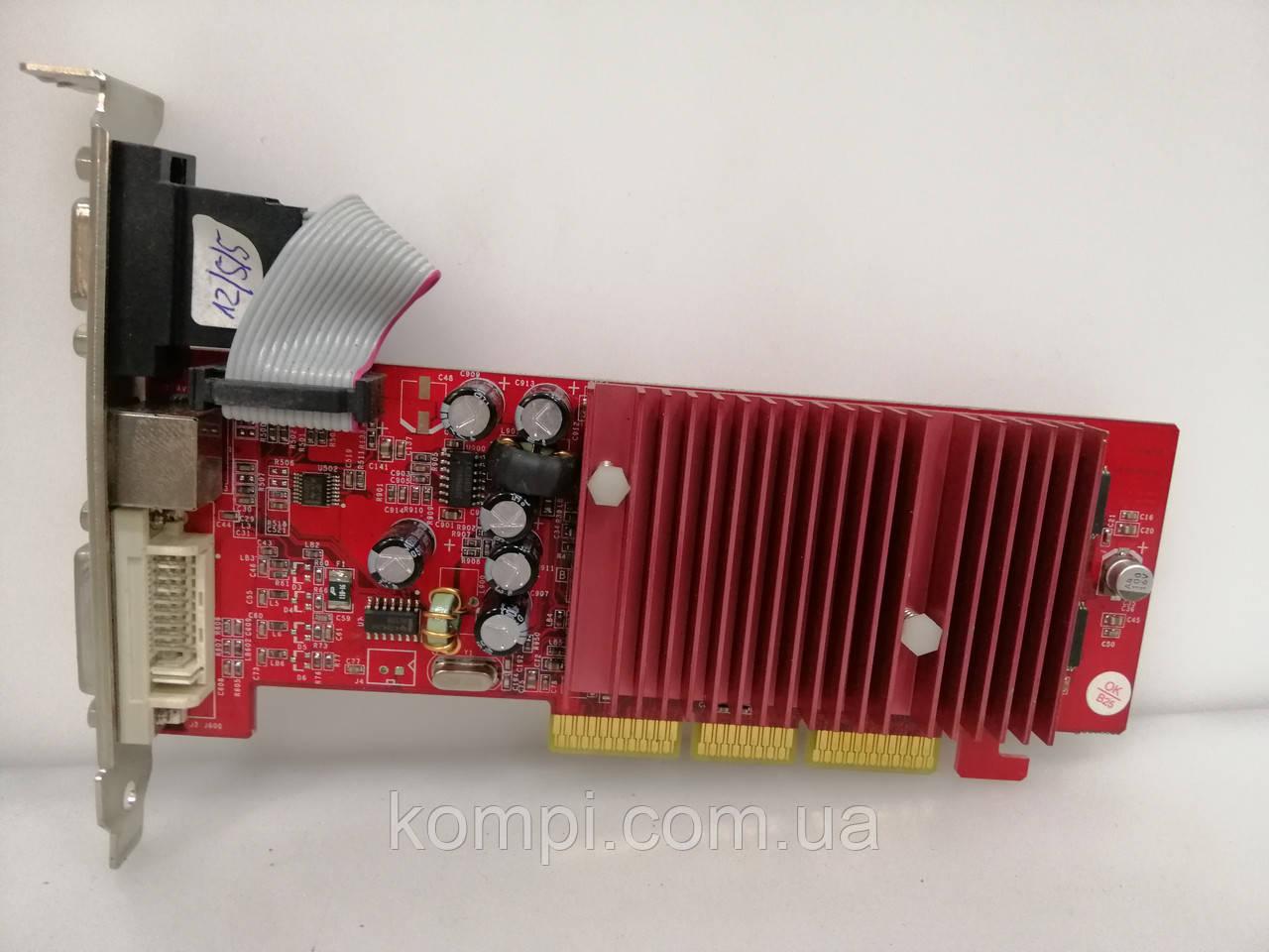 Видеокарта NVIDIA FX 5200  128Mb  AGP