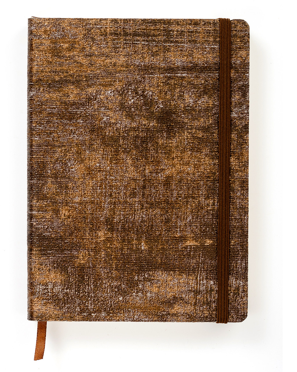 """Эко Ежедневник-мотиватор недатированный А5 """"Dark Loft"""", мягкий книжный переплет + ручка, 368 стр."""