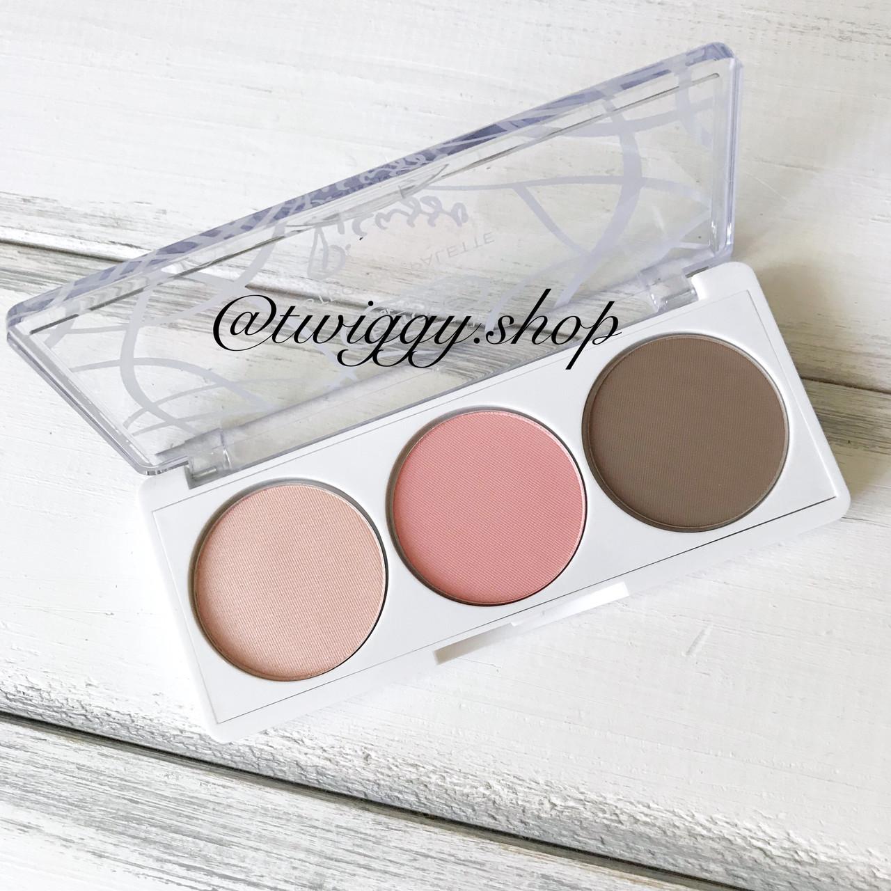Палетка для макияжа лица Estrade Strobing Palette Picasso 501, фото 1