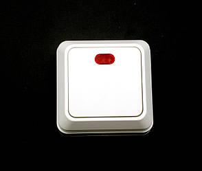 Выключатель накладной с подсветкой Songrui electrical