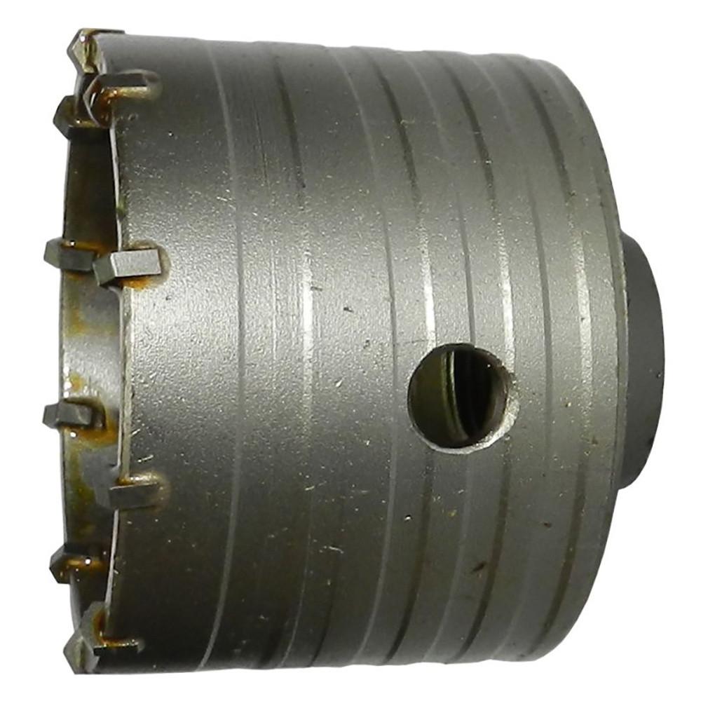 Коронка по бетону Ø85*70мм 10 зубцов (тубус) Sigma 1513121
