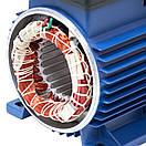 Насос центробежный 1.5кВт Hmax 20м Qmax 560л/мин Wetron (775025), фото 8