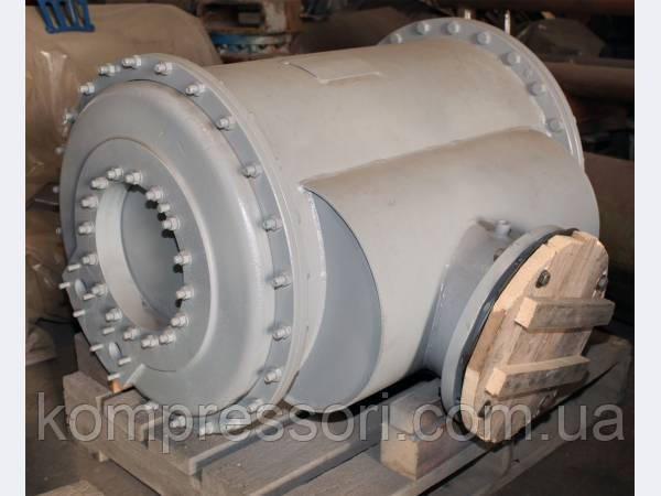 Промежуточные газоохладители типа 288-, работающие в составе компрессоров марок: 2ВМ10-50/8; 2ВМ10-50/9; 2ВМ10
