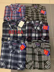 Рубашка- флис - 8014А