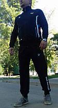 Мужской спортивный костюм Puma BMW х/б, фото 3