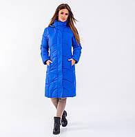 Женское пальто Indigo N 005T SAX