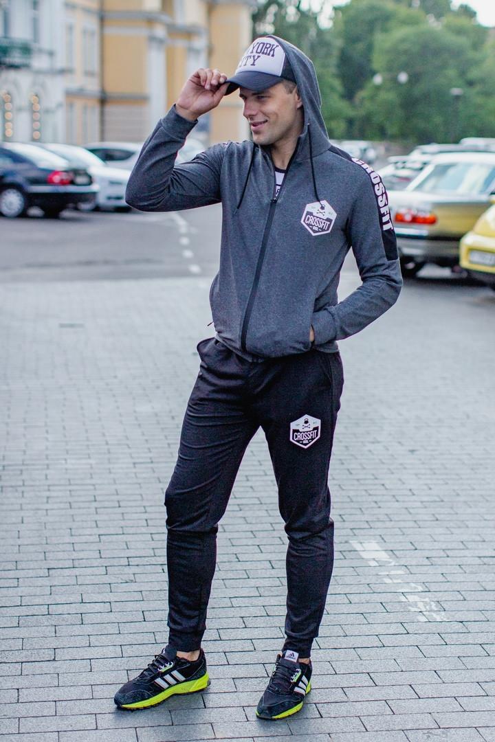 Мужской спортивный костюм опк1224