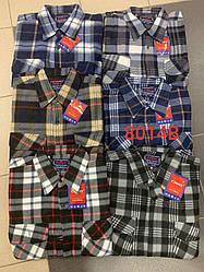 Рубашка- флис - 8014B