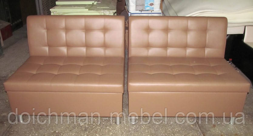 Мягкие диваны для кафе, в бар, клуб, производство на заказ