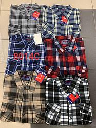 Рубашка- флис - 8014C