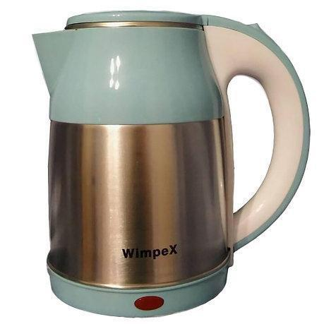 Электрический чайник WIMPEX WX 2840, 2 л, 1850 В