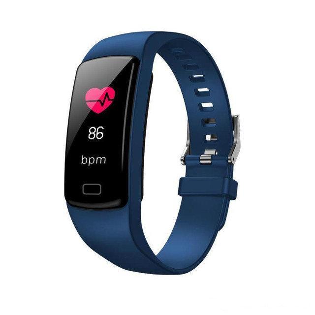 Умные фитнес часы Goral Y5 (синие)