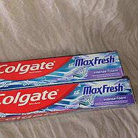 Зубная паста колгейт Colgate max fresh 125мл