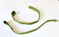Лямки страховочные (петли) для штанги (грифа) для становой тяги