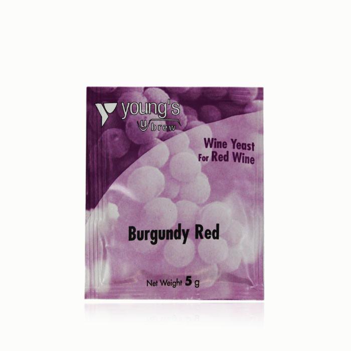 Винные дрожжи для красных и ягодных вин Burgundy Red Wine Yeast