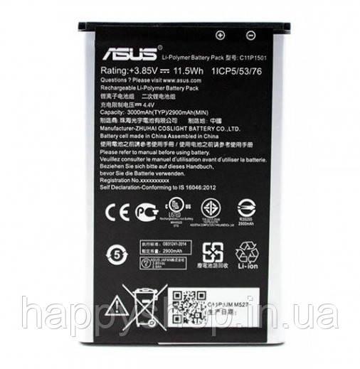 Оригинальная батарея Asus Zenfone Selfie ZD550KL (C11P1501)