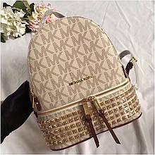Рюкзак, портфель Майкл Корс 26 см, шкіряна репліка