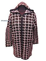 Женская  кофта-кардиган (с 52 по 62 размер) шерсть+ангора, фото 1