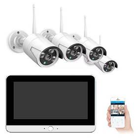 Система видеонаблюдения 5G KIT WiFi 4CH