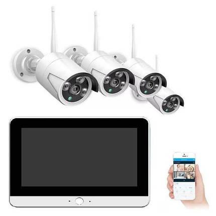 Система видеонаблюдения 5G KIT WiFi 4CH, фото 2