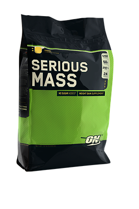 Гейнер Optimum Nutrition Serious Mass, фото 2