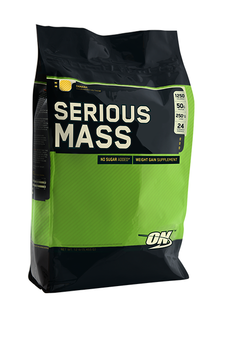 Гейнер Optimum Nutrition Serious Mass