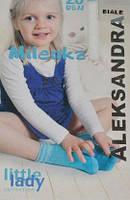 "Носки капроновые ""Aleksandra-Milenka"" оптом, фото 1"