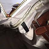 Рюкзак, портфель Майкл Корс 23, 26 см, кожаная реплика, фото 2