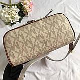 Рюкзак, портфель Майкл Корс 23, 26 см, кожаная реплика, фото 6