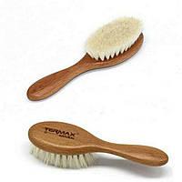 Щетка для бороды Termax Barber (натуральный ворс), фото 1