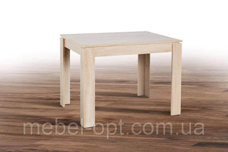 Стол обеденный Андервуд 1000х700х740, цвет дуб Сонома