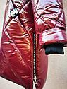 Куртка удиненная, зимнее пальто Венеция Размеры 128- 140, фото 2