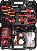 Набор инструментов для электриков 68 пр. Yato YT-39009 Выгодно!