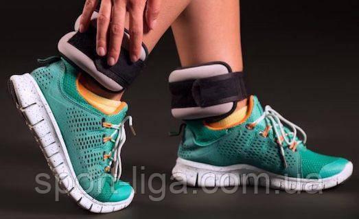 Утяжелители для ног и рук от SportLiga