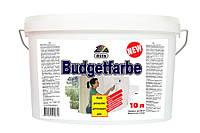 Интерьерная Водно-дисперсионная Супер белая краска Dufa Budgetfarbe (Дюфа Бюджетфарбэ) 10л