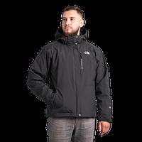 Мужская горнолыжная куртка The North Face черного цвета