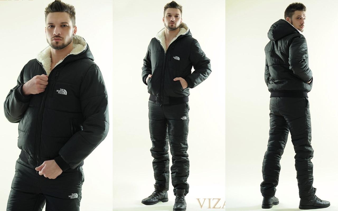 Мужской лыжный костюм опк1061