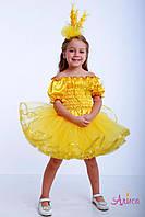 Карнавальный костюм Пшеничка- колосок для девочки, фото 1