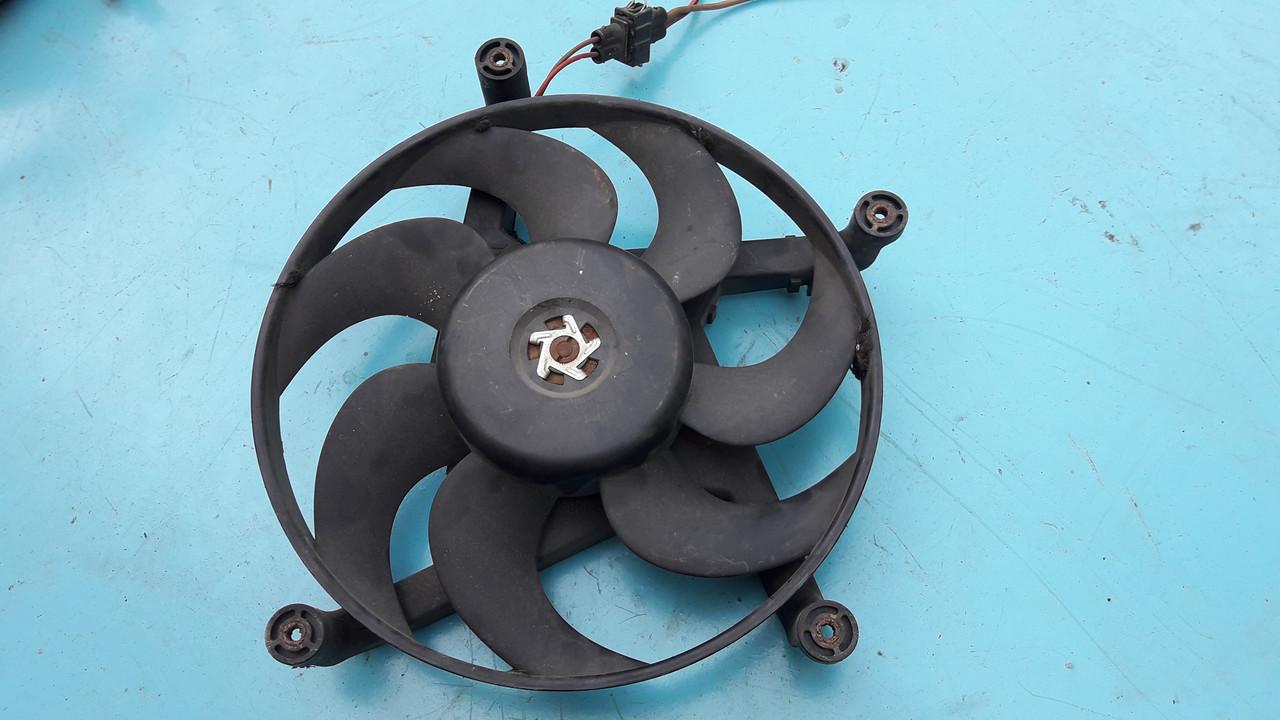 Вентилятор радиатора 2.8 бензин VR6 Volkswagen Sharan Ford Galaxy 7m0121209b 7M0959455J