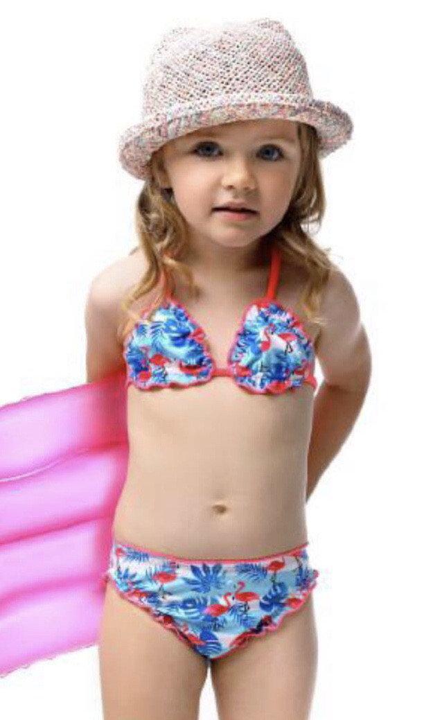 Детские плавки для девочки Польша BABY Мультиколор
