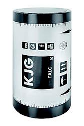 Алюминий окрашенный для фальцевой кровли KJG 0,7 мм